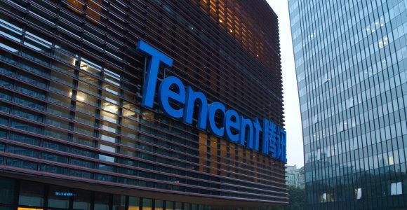 """Tikroji Kinijos milžinės """"Tencent"""" aukso kasykla – žaidimai mobiliesiems įrenginiams"""