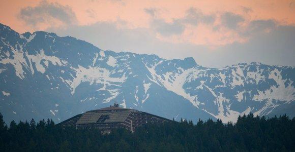 Šveicarijoje per sniego griūtį žuvo keturi vokiečiai