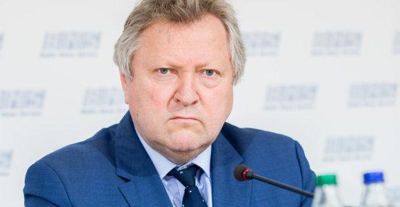 Kazys Starkevičius: Sprendimai, atitikę interesus. Kieno tie interesai?