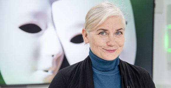 """Ilona Balsytė: apie """"Muzikos galią"""", teatro žaidimus ir """"Keistuolius"""""""