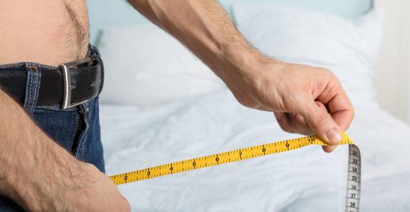 Tobulo penio anatomija: ar centimetrai tikrai nesvarbu?