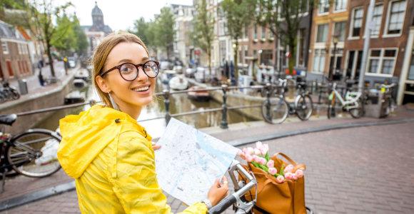 11 klaidų, kurias turistai daro Amsterdame