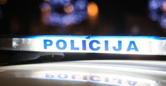 Sostinėje iškritusi per balkoną žuvo policininkė