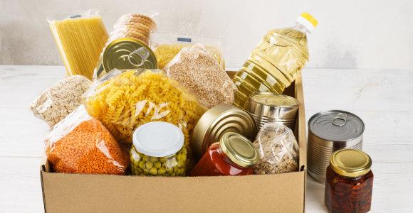 Estijoje pagrindiniai maisto produktai per antrąjį metų ketvirtį brango 2 proc.