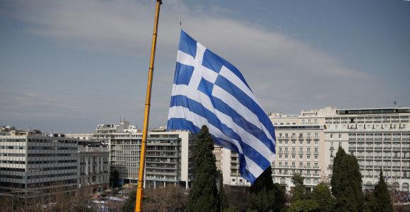 Naujoji Graikijos vyriausybė aptarė mokesčių reformą su kreditorėmis