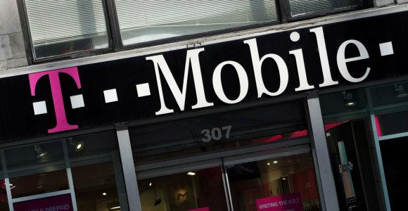 """""""T-Mobile"""" įjungė savo pirmąjį 5G tinklą Jungtinėse Valstijose"""