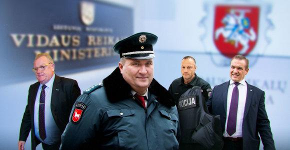 Įtakingi politikai nuo teisėsaugos nuslėpė Kauno policijos vado D.Žukausko nuodėmes