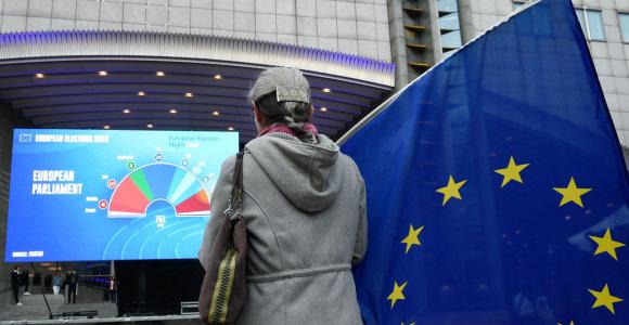 Nauja diena, nauja Europa: penkios išvados po EP rinkimų