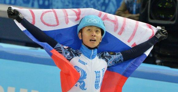 Rusijai medalius nešęs korėjietis baigėkarjerą