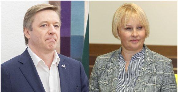 """Tiesa ar melas? R.Karbauskis: """"Pirmą kartą istorijoje dvi partijos remia tą patį kandidatą"""""""