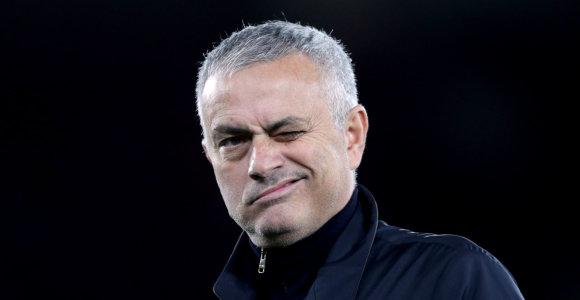 Vis dar be darbo: J.Mourinho atmetė Prancūzijos klubo pasiūlymą