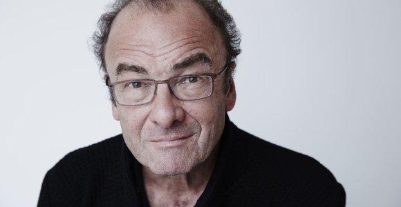 Į Vilnių atvyksta prestižiškiausios vokiečių literatūros premijos laureatasRobertas Menasse