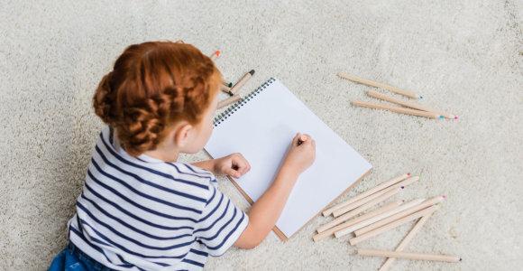 Su kuo susiduria pirmajai klasei besirengiantys vaikai ir jų tėvai? Pedagogės patarimai