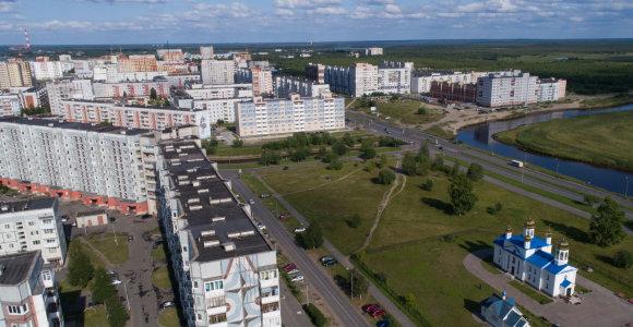 V.Putinas: po sprogimo per raketos bandymą Rusijos šiaurėje spinduliuotės pavojaus nėra