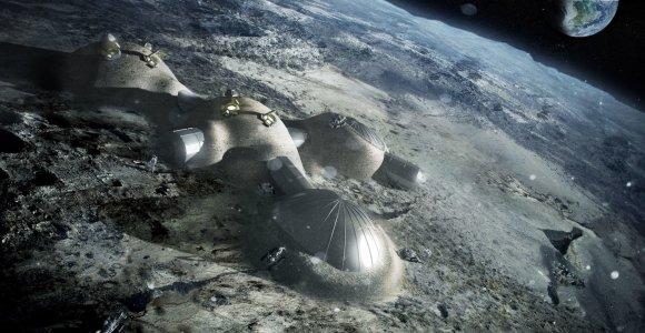 """""""Mokslo sriuba"""": kokia Lietuvai nauda iš kosmoso?"""
