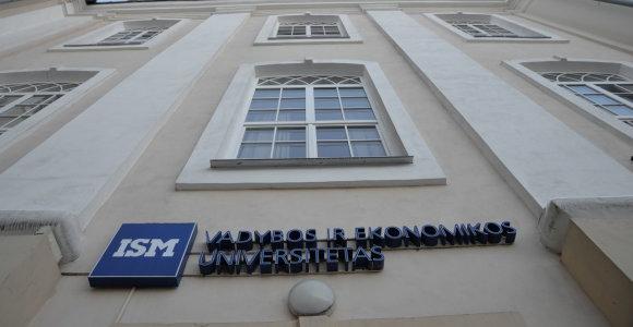 Privačių universitetų kategorijoje stabiliu lyderiu išlieka ISM universitetas