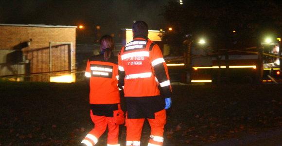 """Švėkšnoje į avariją pateko elektriniu triračiu """"Electron"""" keliavęs 85 metų senolis"""