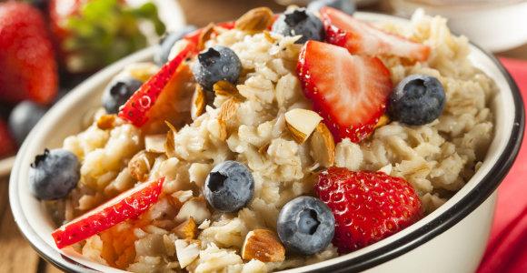 Košės mažina cholesterolio kiekį ir padeda numesti svorio