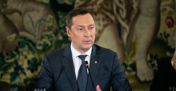 """Artūras Zuokas: Prokuratūros nutarimas – pasikeitusi Vilniaus taryba sužlugdė """"Air Lituanica"""""""