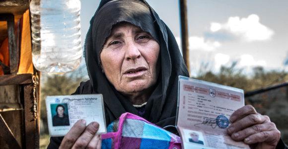 Nukariauta Abchazija trokšta pabėgti ir nuo Gruzijos, ir nuo Rusijos