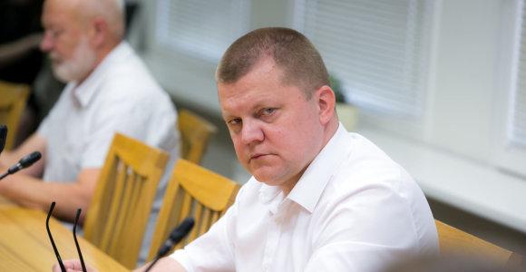 Seimo NSGK vadovu paskirtas D.Gaižauskas, aistrų sukėlė G.Kirkilo įrašymas į komitetą