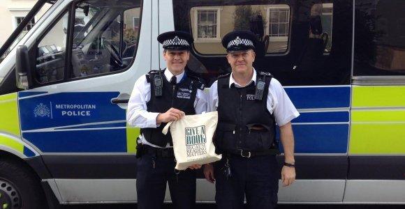 Londono areštinės knygos: ką skaito suimtieji