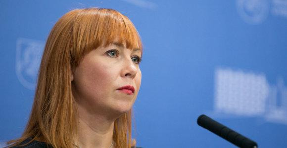 """Tiesa ar melas? Jurgita Petrauskienė: """"Deklaruodama vyro darbovietę nurodžiau, kokiose srityse įmonė veikia"""""""