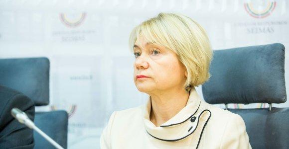 V.Ačienė: apmokestinti bankų pelną siūlė LBA vadovas M.Zalatorius
