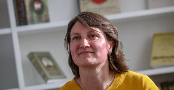 Knygą pristačiusi menotyrininkė R.Antanavičiūtė apie paminklus Vilniuje: pavardės keičiasi, išvaizda – nelabai