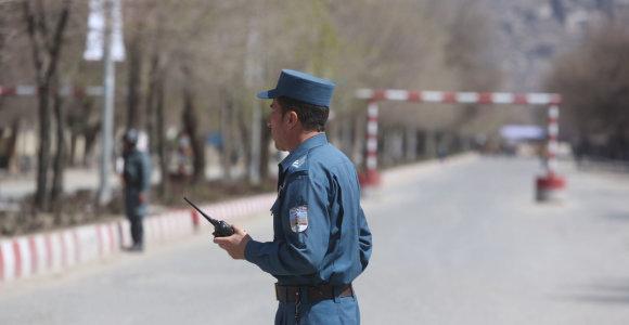 Kabule per IS mirtininko sprogdinimą žuvo 26 žmonės