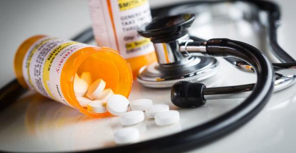 Trečiadienį gyventojams kilo sunkumų įsigyjant vaistus