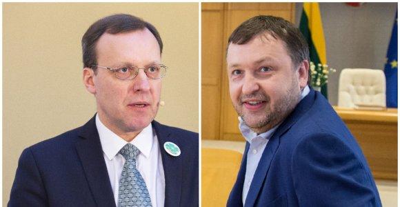Pinigai EP rinkimams: su A.Guoga Centro partijai greitųjų kreditų nebereikia – turi daugiau už konservatorius