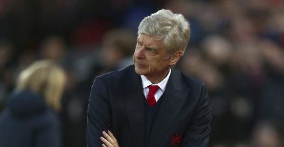 """A.Wengeras: """"Anfield"""" – nekenčiamiausias stadionas Europoje žaisti atsakomąsias"""
