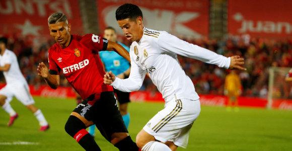 """Maljorkoje – """"Real"""" fiasko: liko be žaidėjo, taškų ir pirmosios pozicijos"""