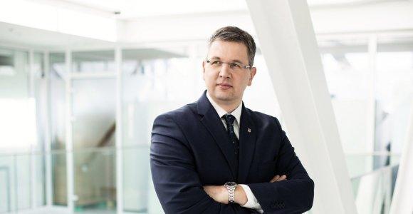 """Rytis Krušinskas: Lietuva ir """"Fintech"""" – įšalas, karštinė ar atvėsimo požymiai?"""