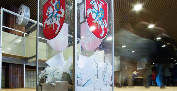 Pareiškinius dokumentus kandidatuoti į Marijampolės merus pateikė aštuoni pretendentai