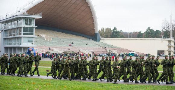 """Bėgimas """"In Memoriam"""" sutelks paminėti šiemet mirusius karius"""