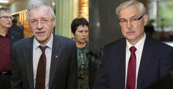 Zigmantas Balčytis pagaliau palieka EP, Gediminas Kirkilas vis dar negali patikėti