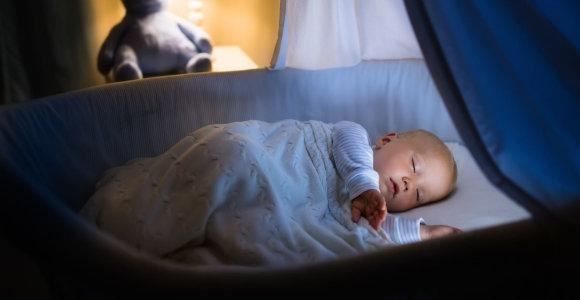 6 kūdikio kambario dekoravimo klaidos, kurių turėtumėte vengti