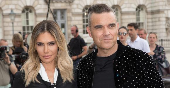 """Britanijos """"X Faktoriuje"""" – teisėjų pokyčiai: Robbie Williamso nebetenkina 10 mln. svarų atlyginimas"""