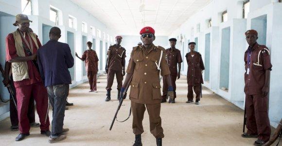 Nigerijoje išvaduoti šią savaitę pagrobti du amerikiečiai ir du kanadiečiai