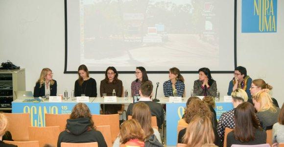 Diskusija apie moteris kino industrijoje: feminizmas, kvotos ir sistema, raginanti paklusti