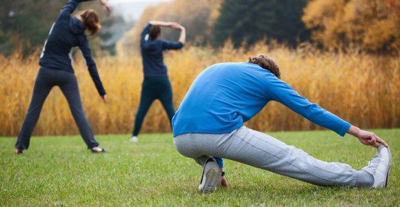 Trenerio patarimai: jei norite sulieknėti, jokiu būdu nepatartina laikytis dietos ir intensyviai sportuoti