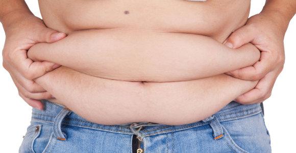 Kodėl riebalai ant pilvo yra tokie pavojingi sveikatai