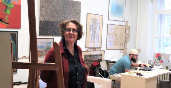 Meno erdvė: per ketvirtį amžiaus galerininkės Birutės Patašienės kauptos istorijos prašosi tyrėjų dėmesio