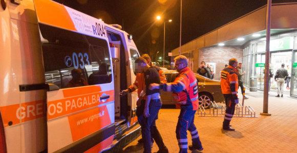 Du išpuolius Vilniaus prekybos centruose surengęs Rusijos pilietis busteisiamas