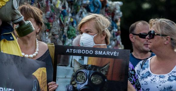 Neapsikentę Vilniaus rajono gyventojai skundžiasi smarve: spėja, kad kaltas darželis