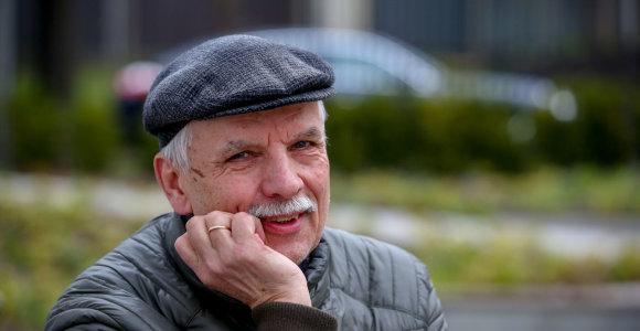 Mokslų daktaras Petras – vienintelis toks Lietuvoje: buvo išėjęs anūkų priežiūros atostogų, o dabar dirba vaikų darželyje