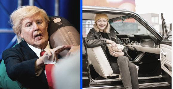 M.Govedaitė: Kaip Kazachstano žurnalistas Boratas padėjo D.Trumpui pralaimėti prezidento rinkimus