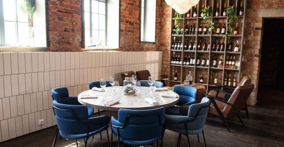 """30 geriausių restoranų. 15 vieta: per du miestus išsiplėtęs """"Momo Grill"""""""